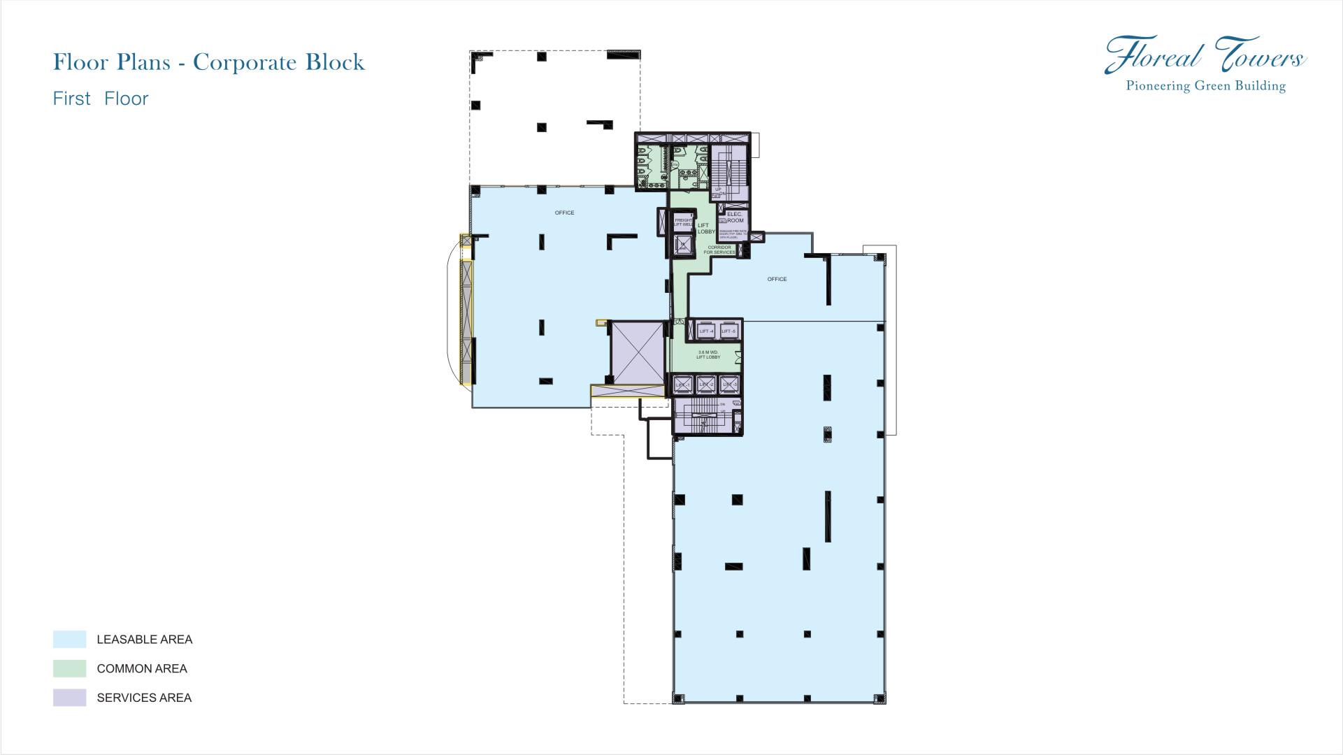 Floreal Towers Floor Plan-3